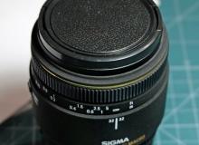 dekielek dla obiektywu 58mm 0,64$ ~ 2,44zł
