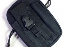 torba na pasek, lub troczona do plecaka wyposażona w system mocowania taśm molle – 3,95$ ~ 15,01zł