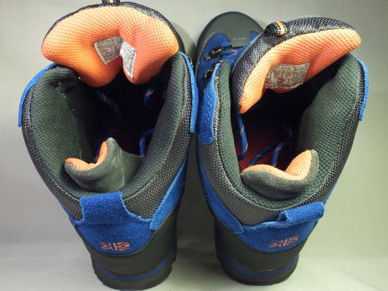 c6ec1b6b Model Hot Rock Mid wyposażono w klasyczny w tej klasie butów, system  szybkiego sznurowania, składający się z ośmiu par metalowych oczek, oraz  trzech par ...