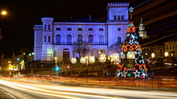 galeria / Świąteczne iluminacje miasta Bielska-Białej 23-25.12.2015
