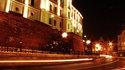 Nocne zdjęcia centrum Bielska-Białej