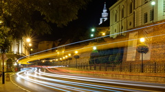 GALERIA / Nocne luminacje Bielska-Białej 11.08 – 29.08.2017