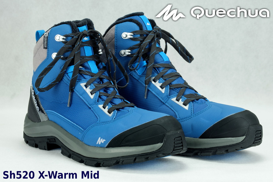 b5710fb4 Quechua SH520 X-Warm Mid – Życie pisane górami
